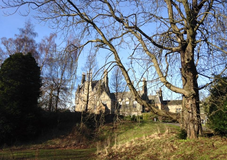 Edinburgh family photographer Lauriston Castle
