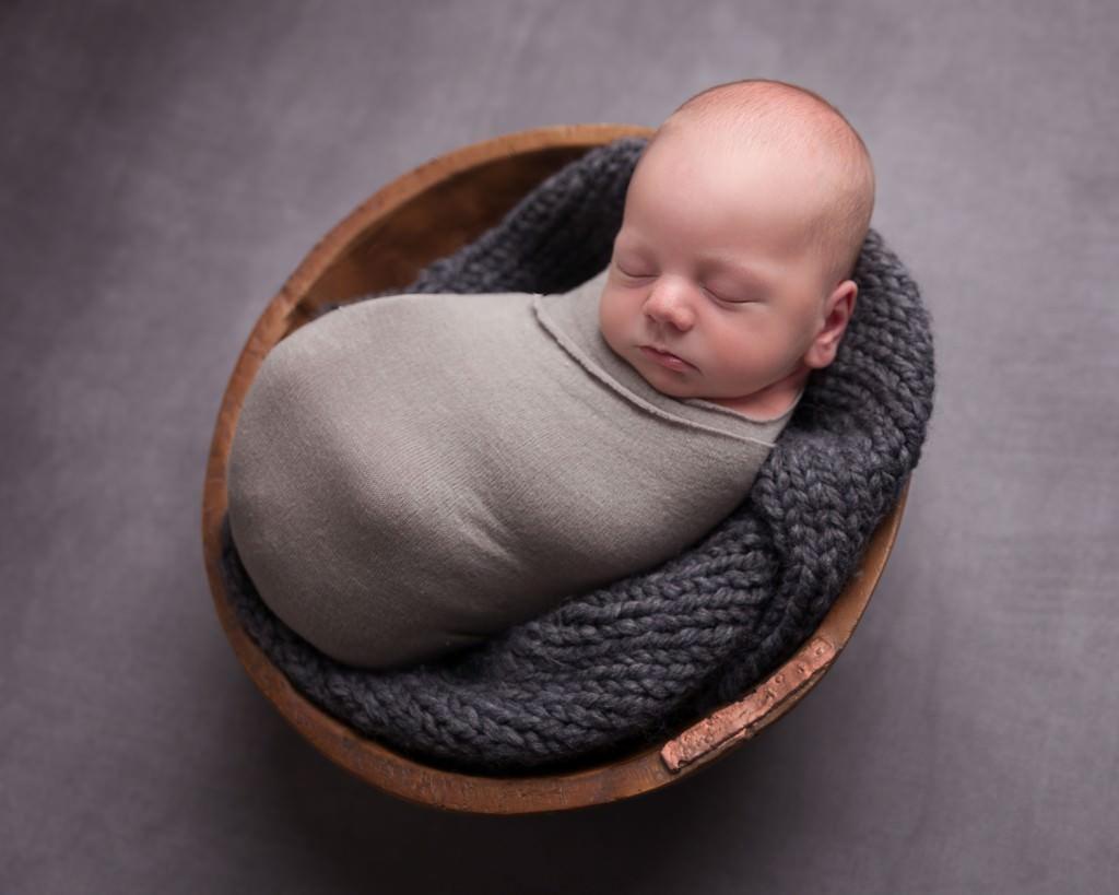 Baby J's newborn photoshoot