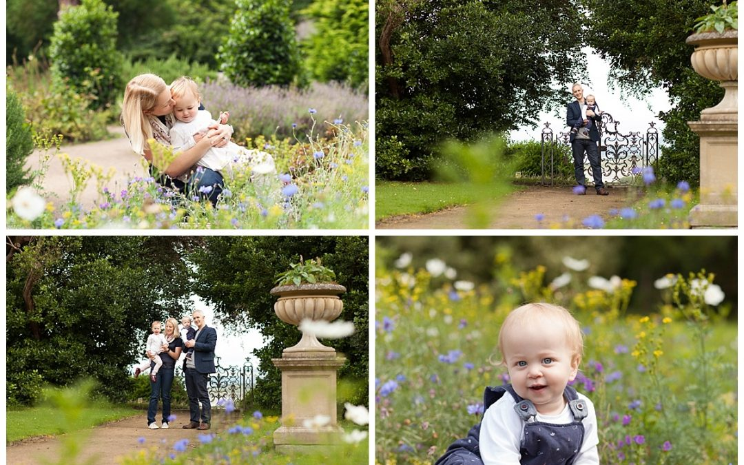 Edinburgh Family Photography – The Muggridge Family Photoshoot