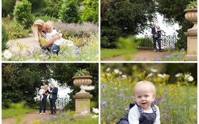 Edinburgh Family Photography – The Muggridge Family Photoshoot