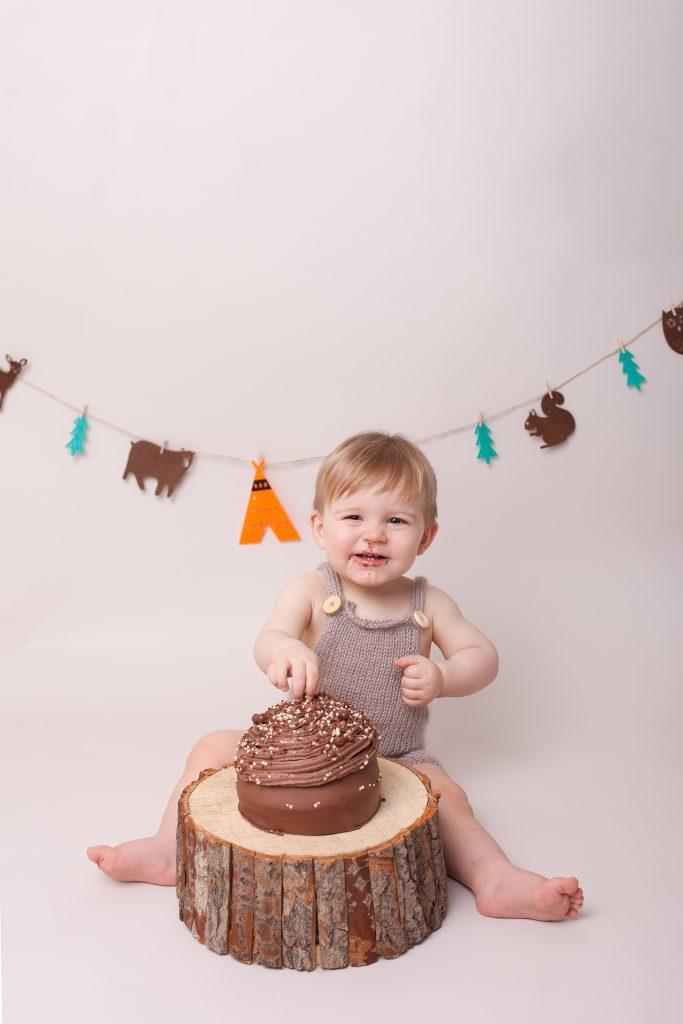 Brodie's Cake Smash