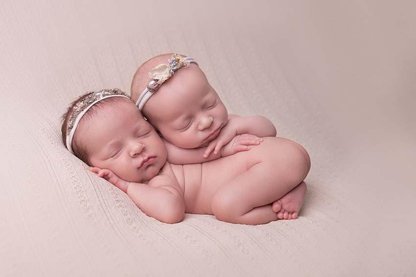 newborn twins edinburgh phtographer