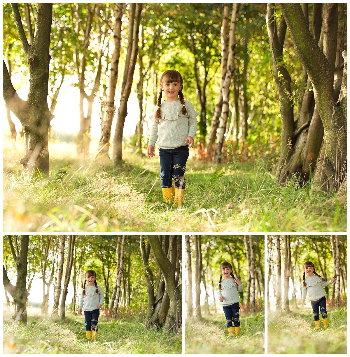 family photographer edinburgh, professional outdoor kids photos in edinburgh by Beautiful Bairns