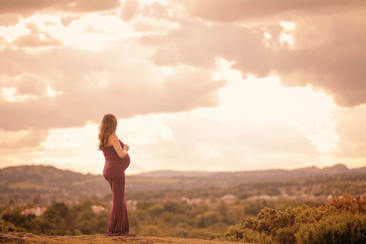 edinburgh maternity photographer-28