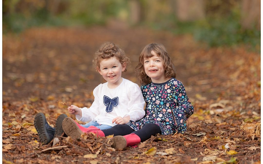 The Gould Family Photoshoot at Lauriston Castle, Edinburgh