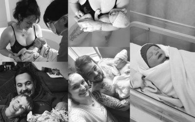 Birth during lockdown – Carolines story