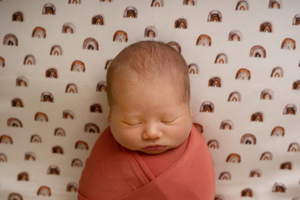 Rory's newborn photoshoot